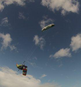 kitesurfing dublin sylvain