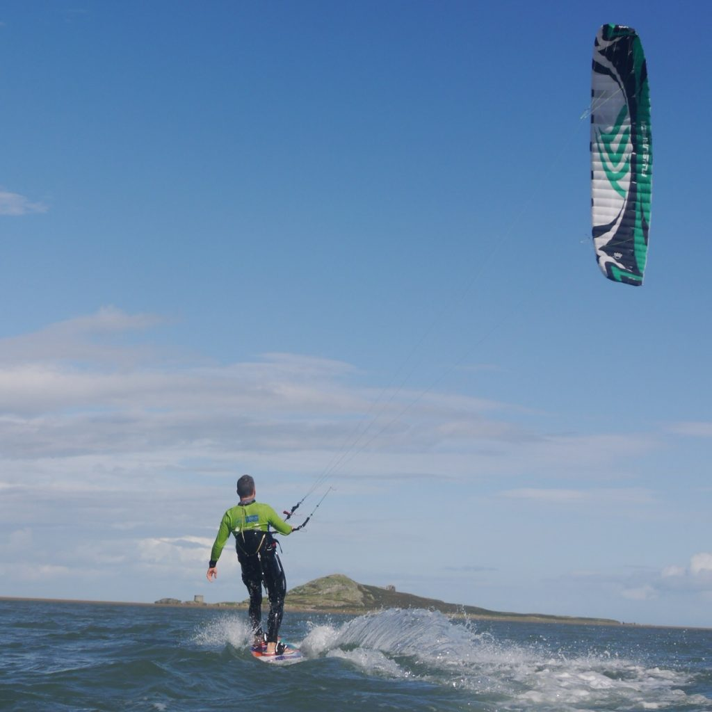 kiteboarding sutton