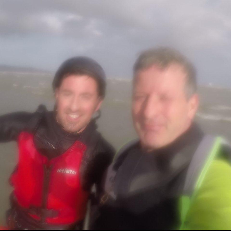 Kitesurfing lesson dublin