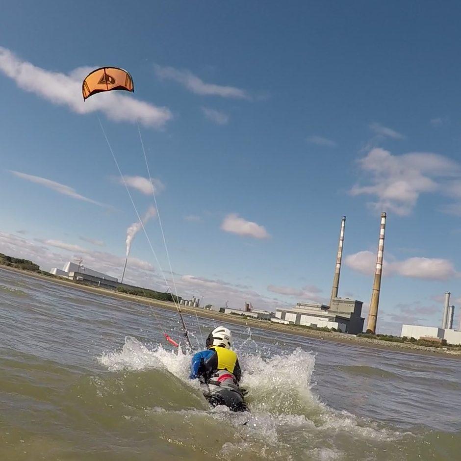 Ireland Kitesurfing