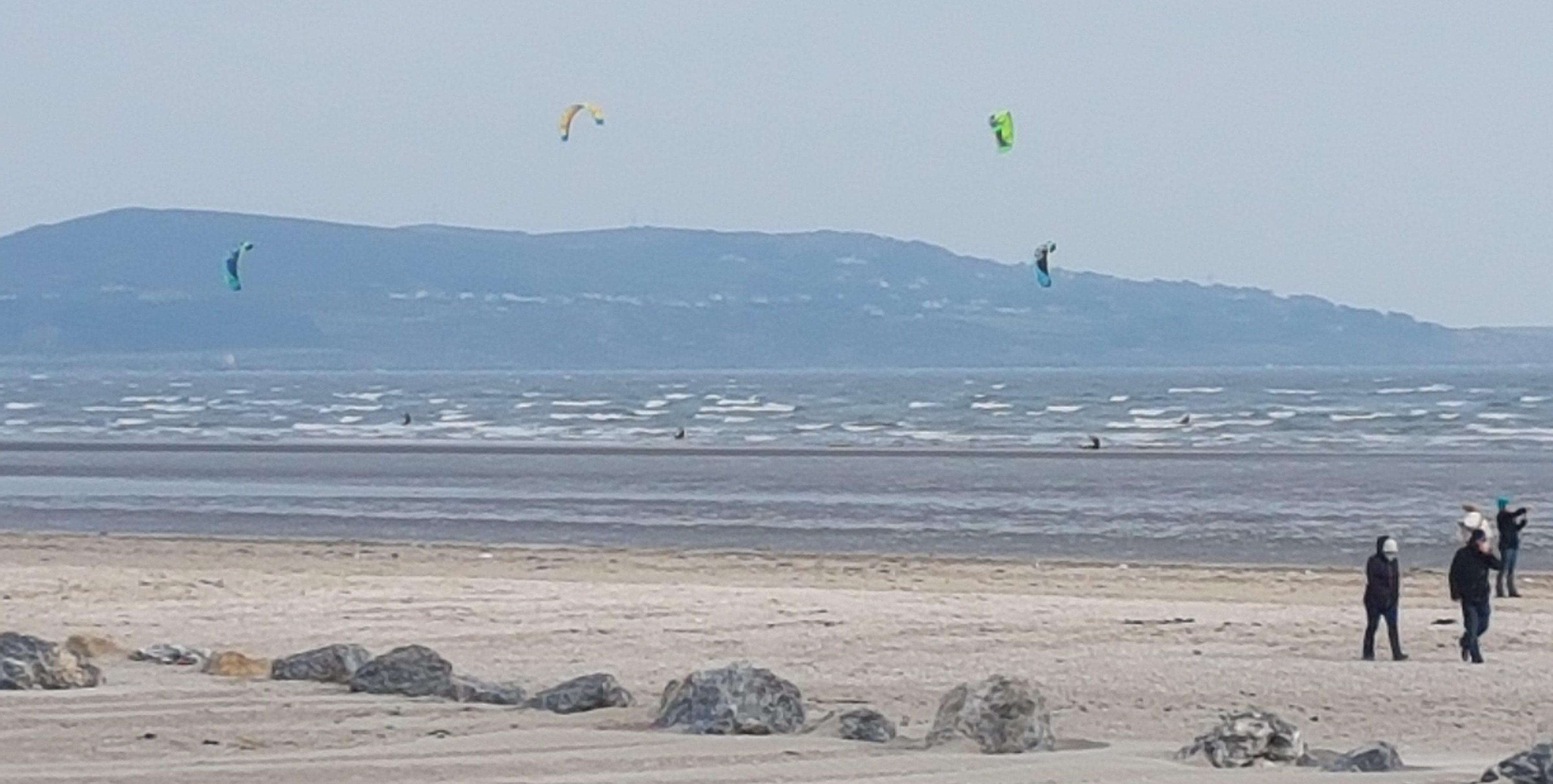 kite size kitesurfing