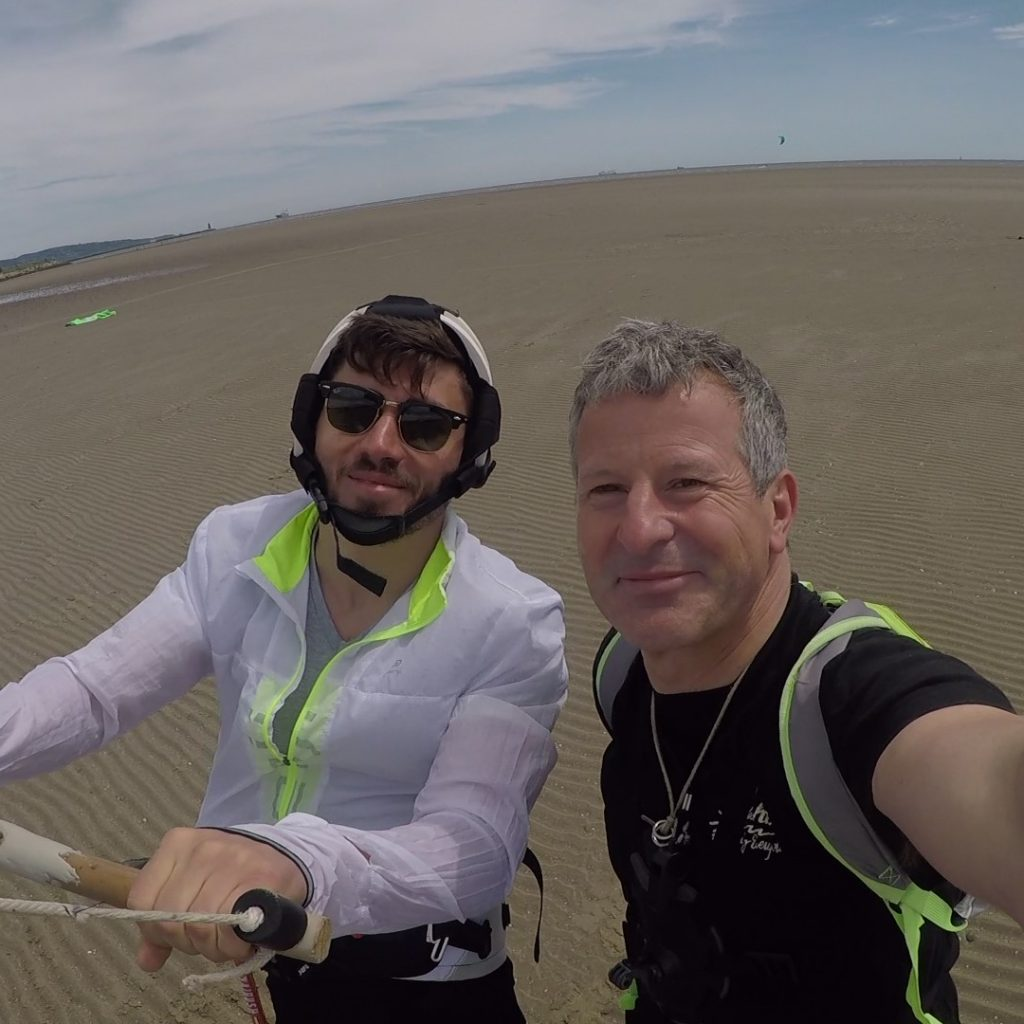 Kiteboarding Dublin