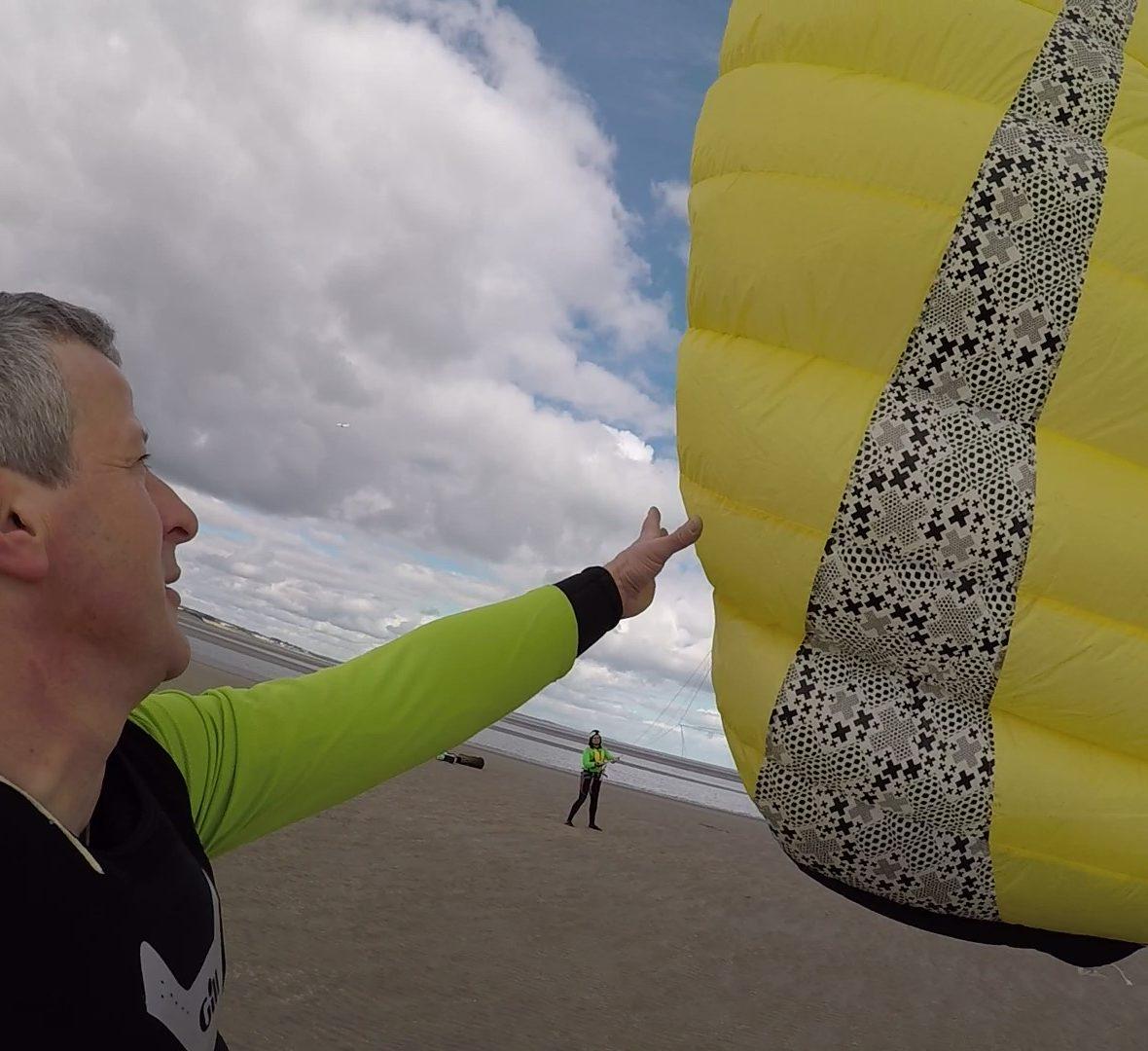 Kiteboarding Ireland