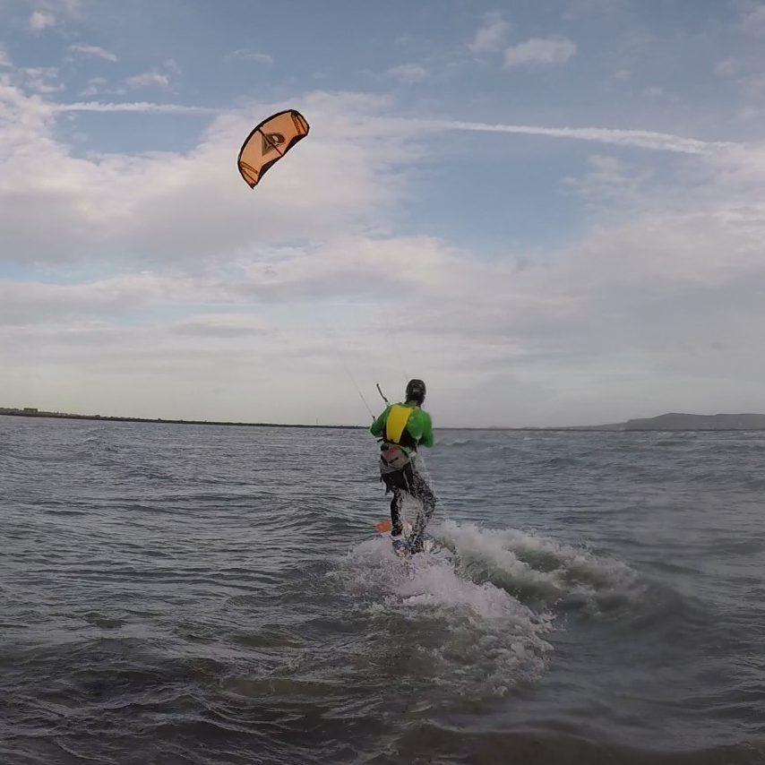 Kitesurfing Ireland