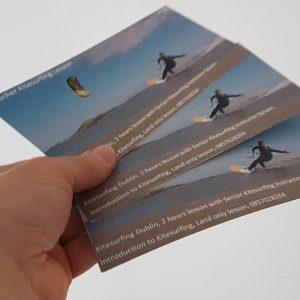 Kitesurfing Voucher