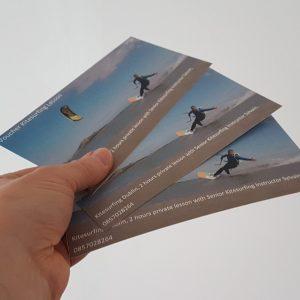 Voucher Kitesurfing Lessson